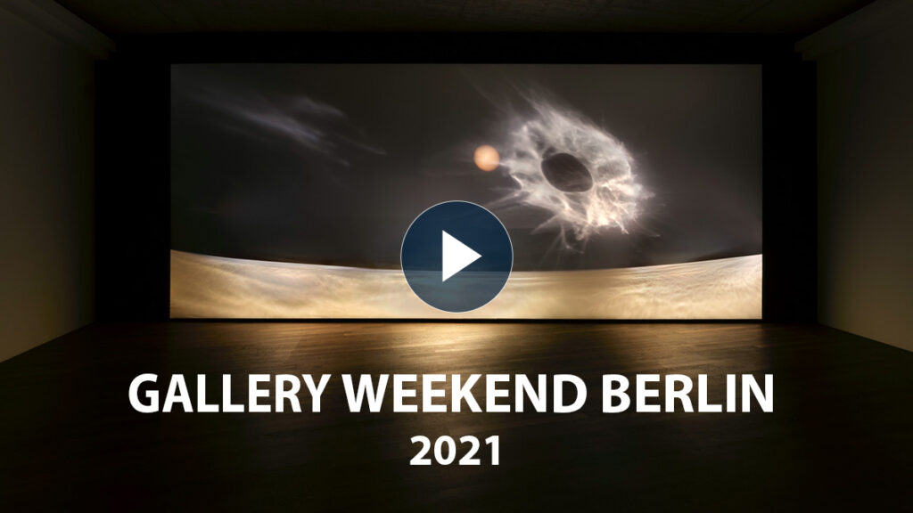 Gallery Weekend Berlin 2021