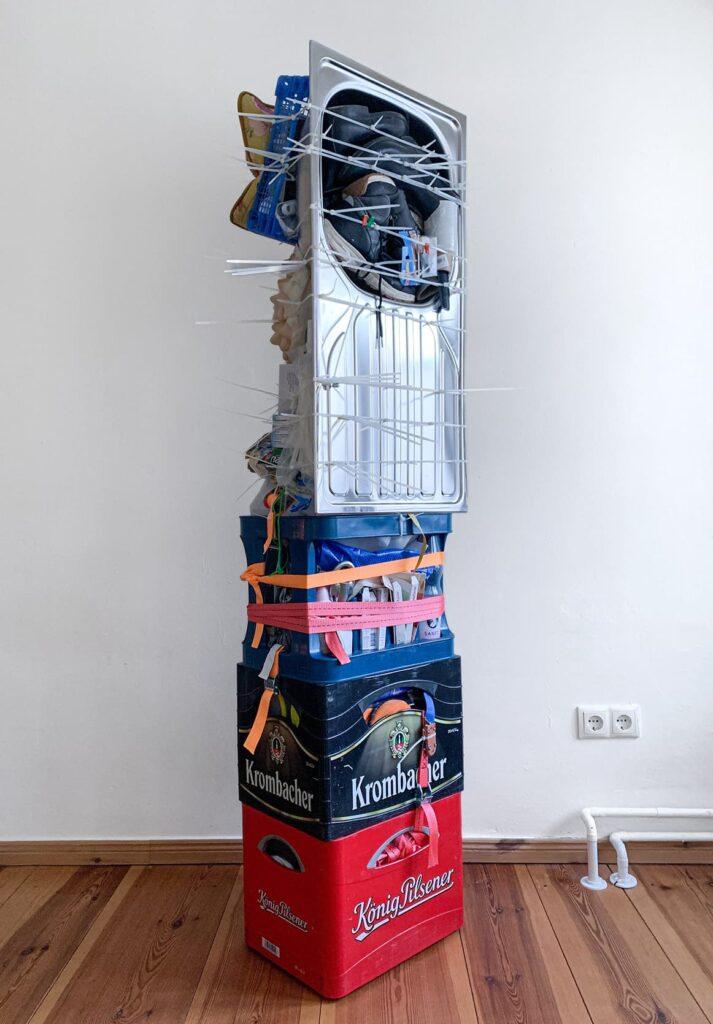Ausstellung Umut Yasat 32/7+ in der GNYP Galerie