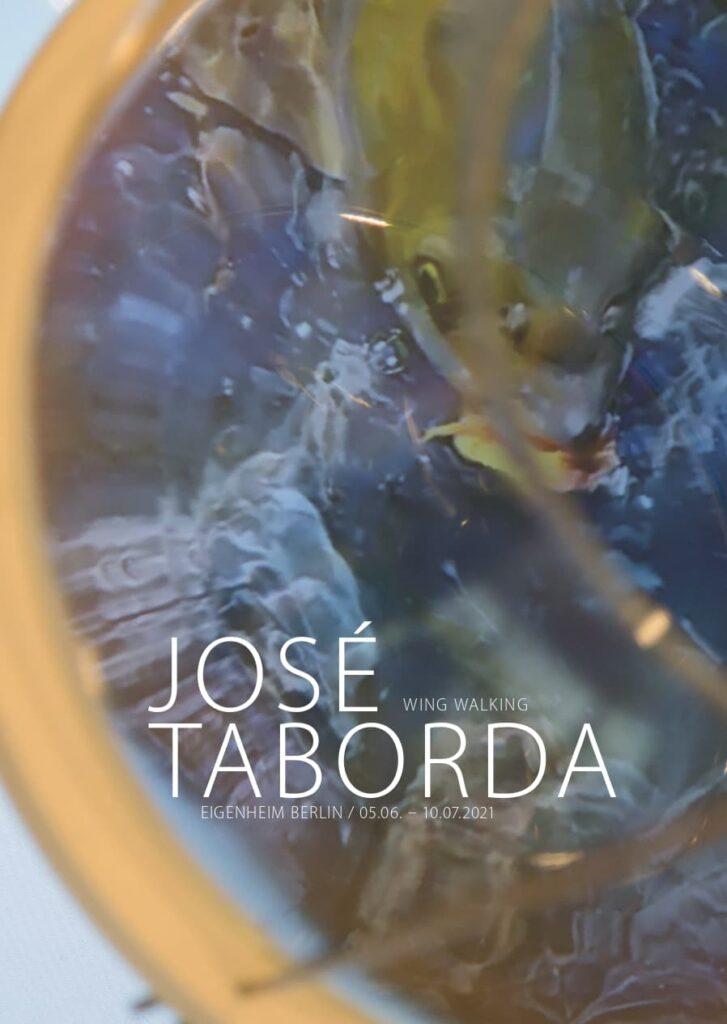 JOSÉ TABORDA – wing walking