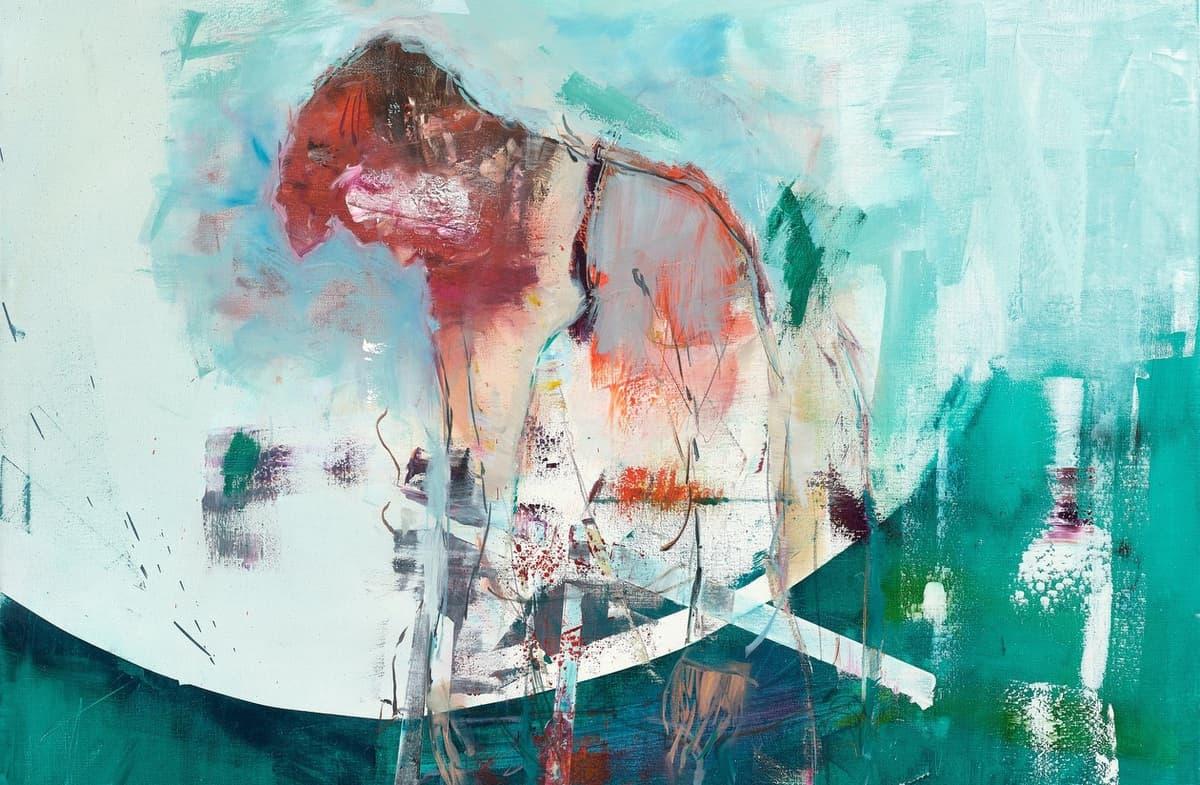 Robert Muntean - The Ecstatic Static