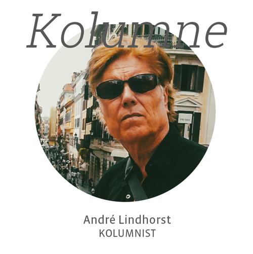 Andre Lindhorst, Kolumne für Kunstleben Berlin