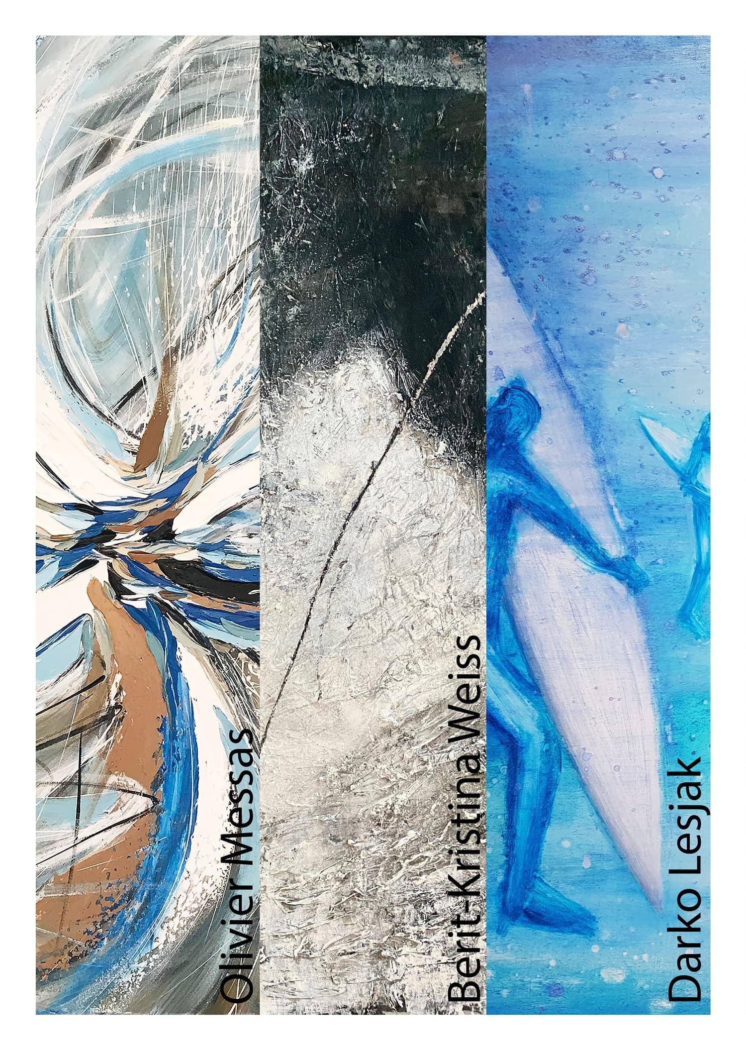 Ausstellung Vitality & Silence in der Galerie Sievi