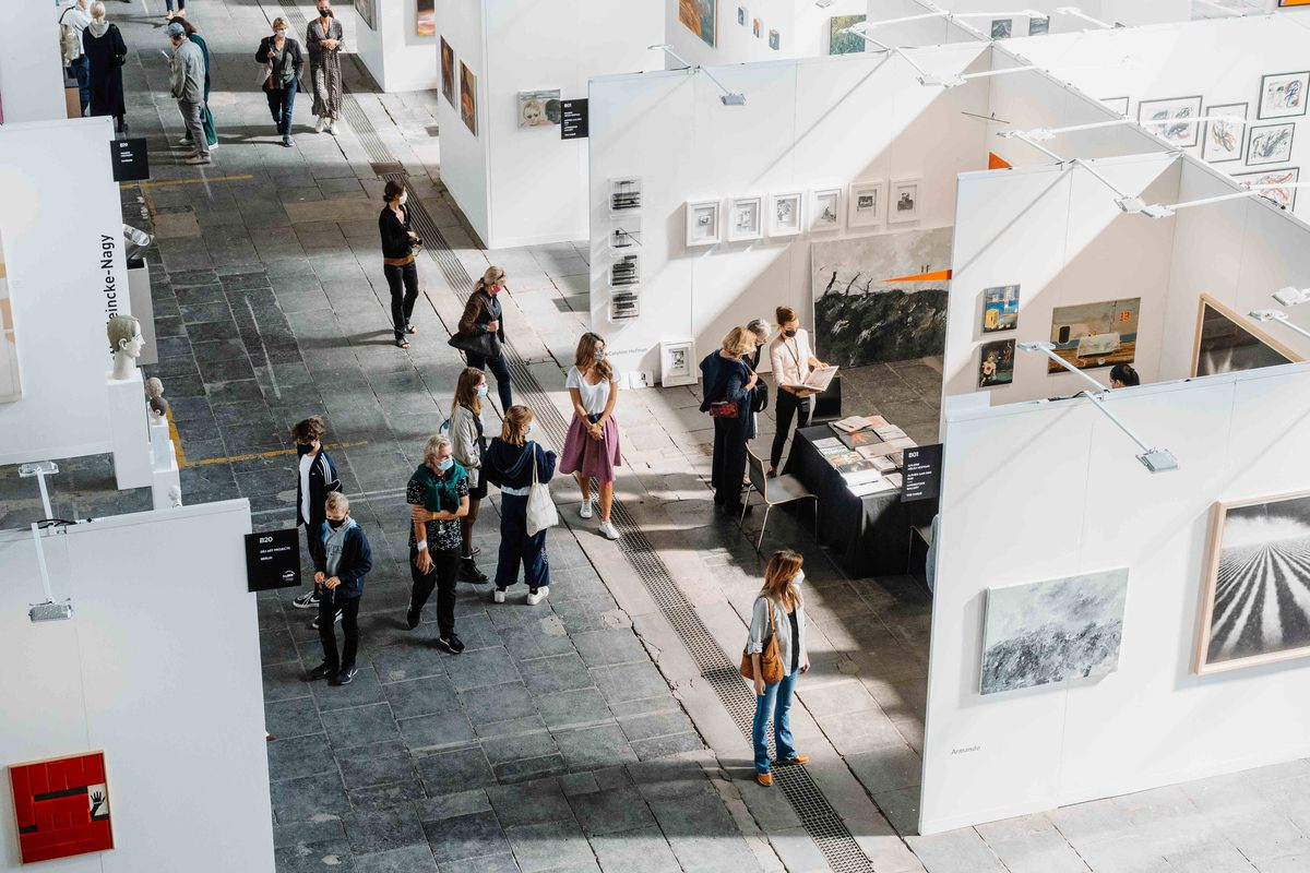 POSITIONS Berlin Art Fair - Save the date 2021