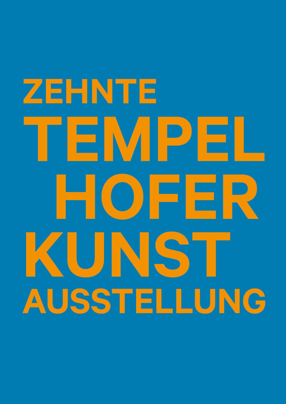 Zehnte Tempelhofer Kunstausstellung