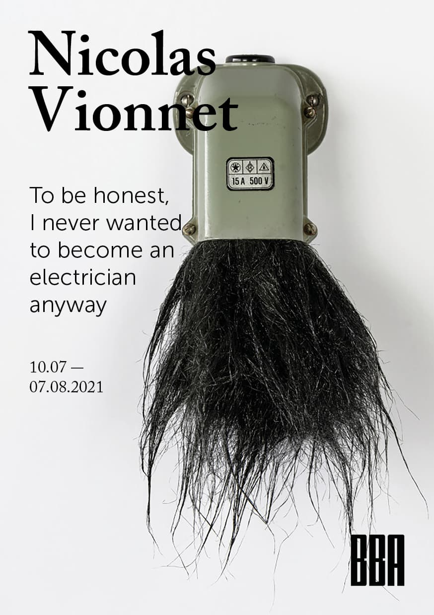 Nicolas Vionnet - To be honest, I never wanted to become an electrician anyway