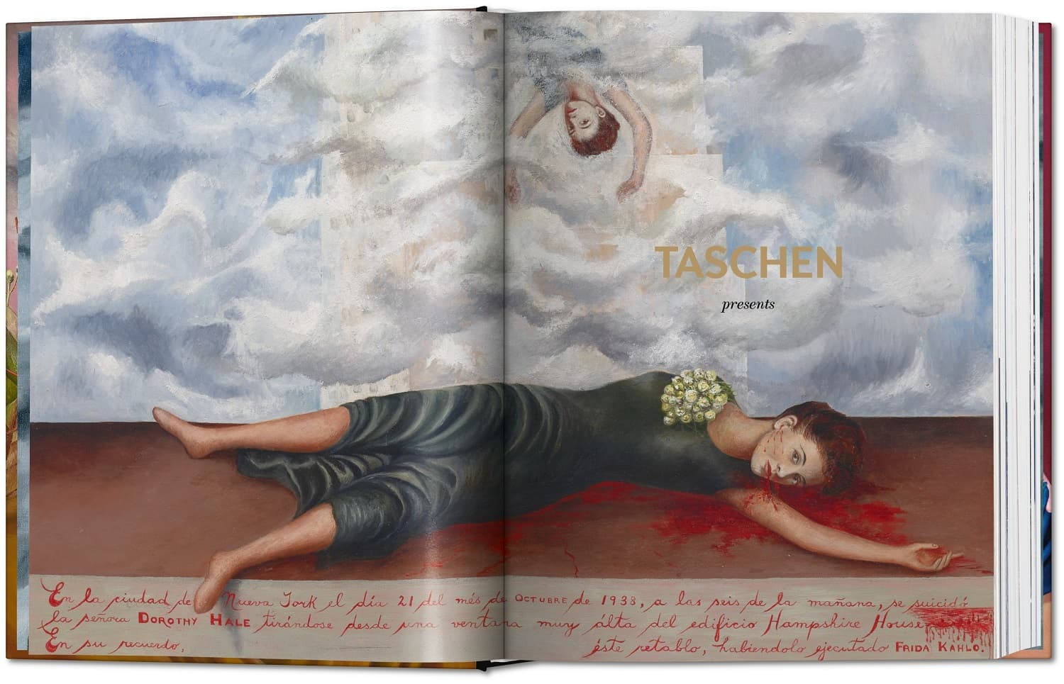 Frida Kahlo. The Complete Paintings Luis-Martín Lozano, Andrea Kettenmann, Marina Vázquez Ramos Hardcover, 11.4 x 15.6 in., 11.91 lb, 624 pages