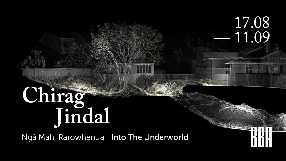 Chirag Jindal: Ngā Mahi Rarowhenua - Into the Underworld