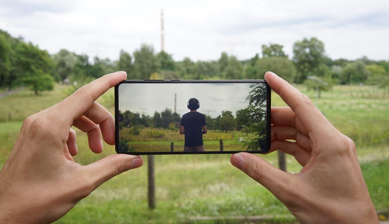 "Multimedia-Walk im Berliner Landschaftspark Herzberge - ""Herzberge Stories"""