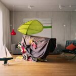 """Living Room"" von Jana Sophia Nolle im Haus am Kleistpark"