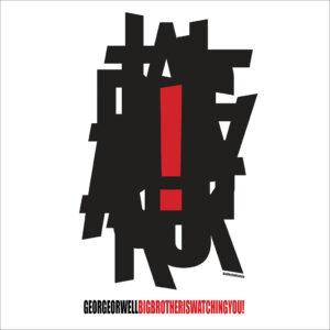 Vadim Zakharov - George Orwell / 7 Dictators / Duchamp prostate