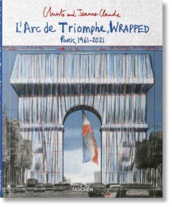 Taschen Verlag, Cover, christo, Pariser Triumphbogen