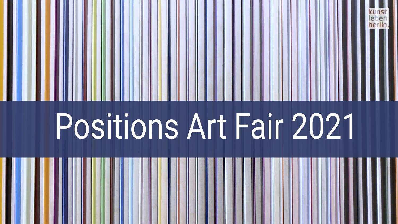 Berlin Positions Art Fair 2021
