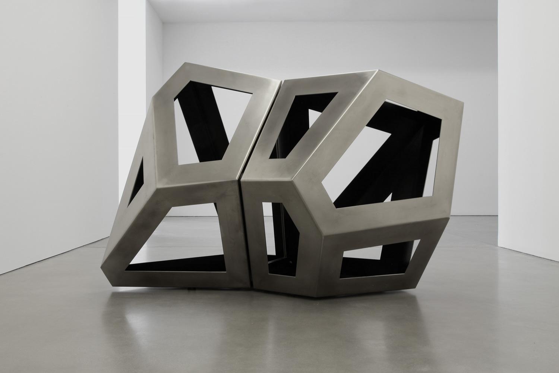 Richard Deacon, Fourfold Way, Galerie Thomas Schulte