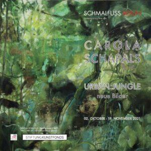 CAROLA SCHAPALS - URBAN JUNGLE